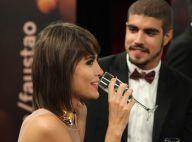Caio Castro fica tenso ao falar de romance com Maria Casadevall: 'Vou apostar'