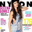 Selena Gomez é capa da revista 'Nylon' na edição de fevereiro de 2013