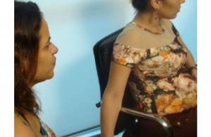 Wanessa, grávida, reúne seus admiradores para lançar clipe no 'Dia do Fã'