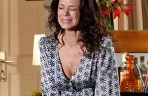 'Em Família': Iolanda diz a Juliana que não vai vender a neta. 'Não adianta'