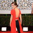 Emma Watson brilhou do tapete vermelho do Globo de Ouro