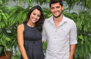 Yanna Lavigne e Bruno Gissoni estão morando juntos após nascimento da filha