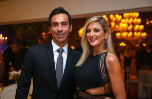 Ticiane Pinheiro, noiva de Cesar Tralli, planeja casamento até dezembro de 2017