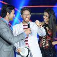 Além de Maytê Piragibe e Jade Barbosa, o ator Leonardo Miggiorin também está confirmado na final do 'Dancing Brasil'