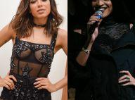 Anitta, com look sexy, grava clipe com Pabllo Vittar no deserto do Saara. Foto!