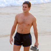 Klebber Toledo prepara físico para viver boxeador em série de TV: 'Outro corpo'
