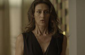 'A Força do Querer': Joyce acha roupas de Eugênio na casa de Irene. 'Canalhas!'