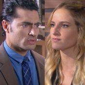 'Carinha de Anjo': Gustavo descobre a verdade sobre Nicole e ofende a vilã