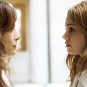 'Os Dias Eram Assim': Rimena enfrenta Alice e tenta dar um tapa na rival.'Sonsa'