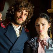 Novela 'Novo Mundo': Joaquim consegue rever Anna com a ajuda de Olinto