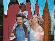 Bruno Gagliasso e Giovanna Ewbank recebem famosos em festa da filha, Títi. Fotos