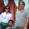 Regina Casé foi no aniversário de 4 anos de Títi, filha de Bruno Gagliasso e Giovanna Ewbank