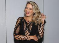 Ticiane Pinheiro aposta em look decotado em evento: 'Sensualidade no limite'