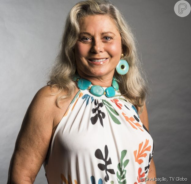 Vera Fischer foi internada no CTI da Clínica São Vicente, na Gávea, zona sul do Rio
