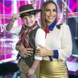 Thomas Machado, do time de Ivete Sangalo, foi o vencedor da última edição do 'The Voice Kids'