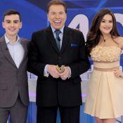 Maisa Silva abandona gravação com Dudu Camargo após piadas de Silvio Santos
