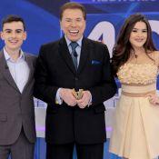 Reencontro de Maisa e Dudu Camargo não será exibido por decisão de Silvio Santos