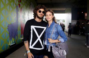 Laura Neiva elogia Chay Suede em aniversário do ator: 'Me enche de orgulho'