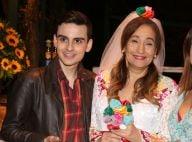 Dudu Camargo vai à festa de aniversário de Sônia Abrão: 'Não poderia faltar'