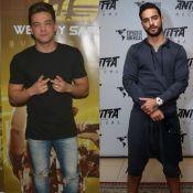 Wesley Safadão e Maluma se desentendem e dueto musical pode ser cancelado