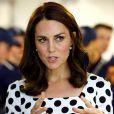 Kate Middleton agora substitui a Rainha Elizabeth, patrona do   torneio de tênis de Wimbledon por 64 anos