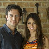 'Em Família': Luiza (Bruna Marquezine) não resiste e beija Laerte