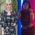 Katy Perry elogiou Gretchen após a participação da dançarina no lyric video de 'Swich Swich'