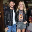 Fiorella Mattheis e Alexandre Pato pararam de se seguir no Instagram após o fim do namoro