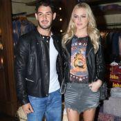 Fiorella Mattheis e Alexandre Pato param de se seguir na web após separação