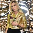 'Eu brinco que onde tem amor, tem tudo', afirmou Fiorella Mattheis