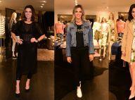 Giovanna Antonelli, Fernanda Lima e mais famosas curtem evento em SP. Fotos!