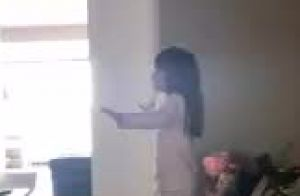 Ticiane Pinheiro filma a filha, Rafaella Justus, de pijama, dançando. Vídeo!