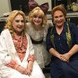 Sophia Valverde já trabalhou com Nicette Bruno e Eva Wilma no teatro, com o espetáculo 'O que terá acontecido a Baby Jane?'