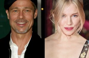 Brad Pitt mantém namoro com atriz Sienna Miller em segredo: 'Ótimo casal'