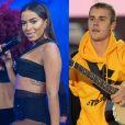 Anitta negou parceria musical com Justin Bieber após rumores