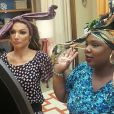 Patricia Poeta também usou turbante na TV e gerou polêmica: 'Isso é apropriação cultural'