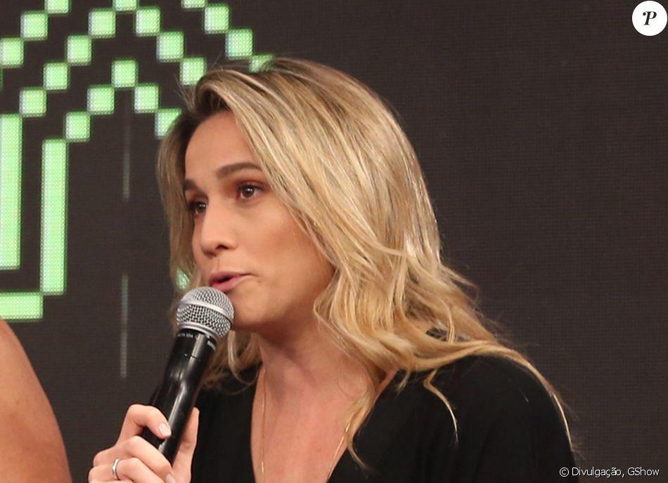 Fernanda Gentil faz desabafo sobre relação com jornalista