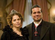 'Novo Mundo': Bonifácio tenta beijar Leopoldina, mas ela recusa. 'Não podemos'