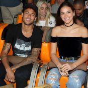 Neymar curte vídeo de Bruna Marquezine dançando 'Paradinha' em Ibiza