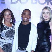 Nego do Borel recebe Aline Riscado, Felipe Roque e Mel Maia em festa de 25 anos