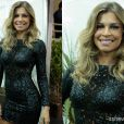 Grazi Massafera participa da festa 'Vem aí', da TV Globo