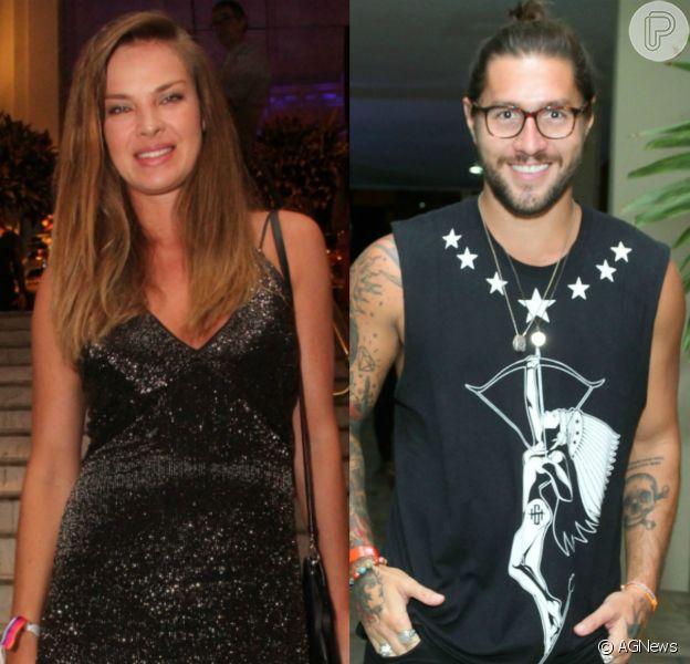 Leticia Birkheuer namora fotógrafo Beto Gatti apontado como ex- affair de Bruna Marquezine