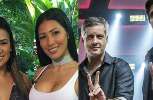 Simone e Simaria vão substituir Victor e Leo no 'The Voice Kids' em 2018
