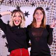 Giovanna Ewbank e Mariana Goldfarb estiveram em inauguração de loja nesta quinta-feira, 13 de julho de 2017