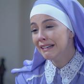 'Carinha de Anjo': Cecília deixa a cidade e Dulce Maria, atordoada, é atropelada