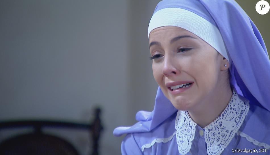 Carinha de Anjo: Dulce Maria é atropelada após sumiço de Cecília
