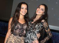 Ex-BBB Emilly Araújo posa vestida de sereia com a irmã, Mayla: 'Minha metade'