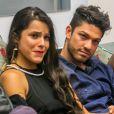 Ex-BBB Luiz Felipe não convidou as gêmeas Emilly e Mayla para seu aniversário de 29 anos
