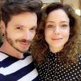 O hairstylist Tiago Parente já cortou as medeixas da atriz Leandra Leal