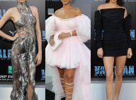 Cara Delevingne usa look futurista em evento com Rihanna e Kendall Jenner. Fotos